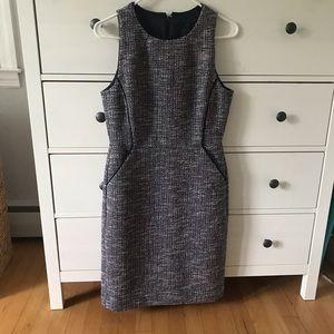 J. Crew Dresses - J Crew sparkle tweed dress